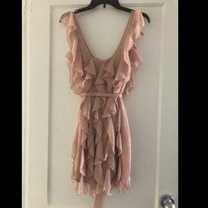 ASOS Light pink dress. Dress runs small.
